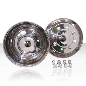 Auto Reflections | Hubcaps and Wheel Skins | 88-00 GMC C/K | ARFH817