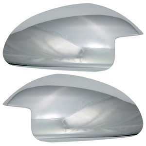 Auto Reflections | Mirror Covers | 04-07 Chevrolet Malibu | 67418-malibu-full-mirror-covers