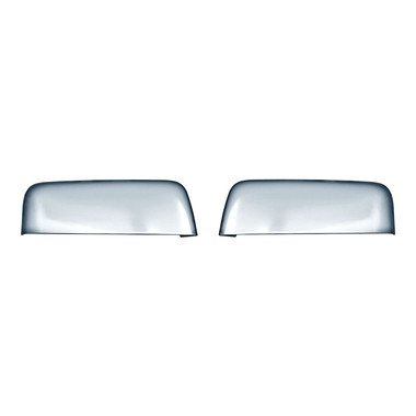 Auto Reflections | Mirror Covers | 04-08 Ford F-150 | 11104-f150-Chrome-Mirror-Covers