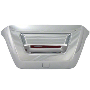 Auto Reflections | Tailgate Handle Covers and Trim | 07-13 Chevrolet Avalanche | 65509-avalanche-chrome-tail-gate-handle-cover-chevrolet