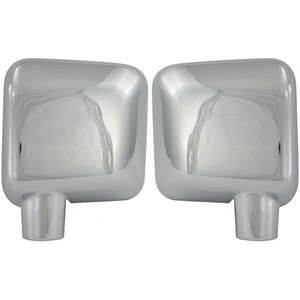 Auto Reflections   Mirror Covers   07-14 Jeep Wrangler   67401
