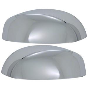 Auto Reflections | Mirror Covers | 07-14 Chevrolet Suburban | 67314T-suburban-top-mirrors
