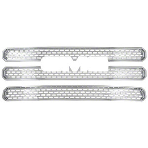 Auto Reflections | Grille Overlays and Inserts | 13-14 GMC Acadia | CGRL0126