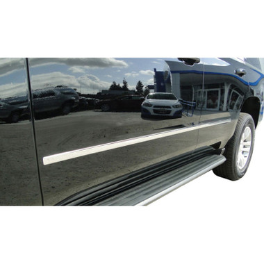 Auto Reflections | Side Molding and Rocker Panels | 15 Chevrolet Tahoe | CMT0151