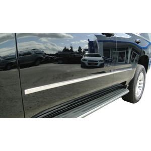 Auto Reflections | Side Molding and Rocker Panels | 15 GMC Yukon XL | CMT0158
