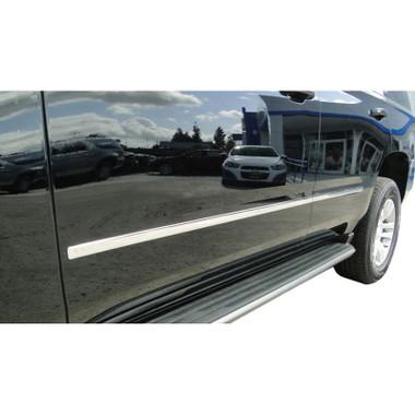 Auto Reflections | Side Molding and Rocker Panels | 15 GMC Yukon XL | CMT0154