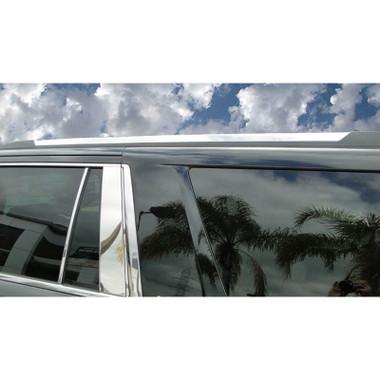 Auto Reflections   Roof Rack Molding Trim   15 GMC Yukon XL   CMT0162