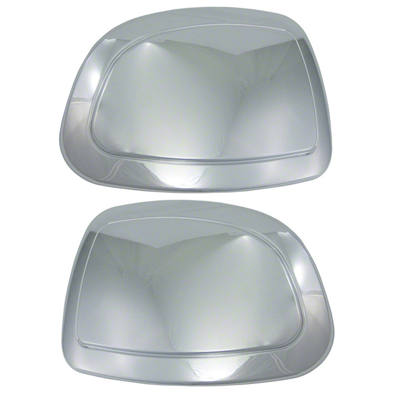 Chrome Mirror Cap /& Door Handle Covers for CHEVY Silverado 99-06 1999-2006