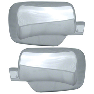 Auto Reflections | Mirror Covers | 04-14 Nissan Titan | 67307-titan-mirror-covers