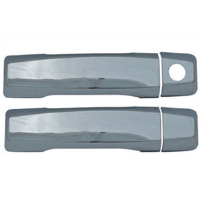 Auto Reflections | Door Handle Covers and Trim | 04-14 Nissan Armada | 68126b-armada-2door-door-handle-covers