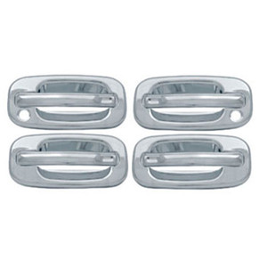 Auto Reflections | Door Handle Covers and Trim | 00-06 GMC Yukon | CCIDH68102A-Yukon