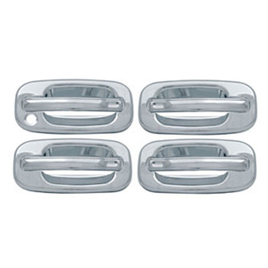 Auto Reflections | Door Handle Covers and Trim | 02-06 Chevrolet Avalanche | CCIDH68102B-Avalanche