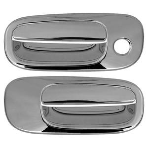 Auto Reflections   Door Handle Covers and Trim   08-10 Dodge Challenger   CCIDH68134B2-Challenger