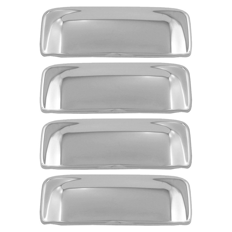 Shiny Black Door Handle Covers For Ford Explorer+Sport Trac+Aviator+Mountaineer