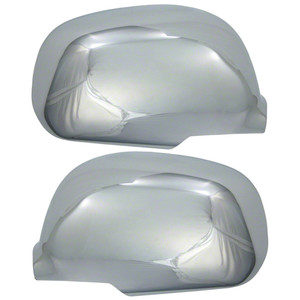 Auto Reflections | Mirror Covers | 03-11 Lincoln Town Car | CCIMC67316-TOWNCAR-mirror-covers