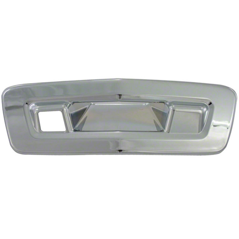 For 2009-2014 Chevrolet Traverse W//Camera Cut Chrome TailGate Covers