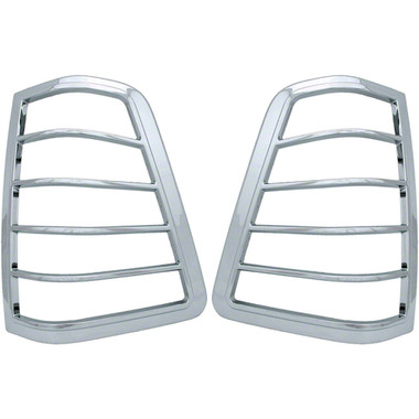 Auto Reflections | Front and Rear Light Bezels and Trim | 04-11 Nissan Titan | CCITLB26833-Titan-Tail-Light-Bezels