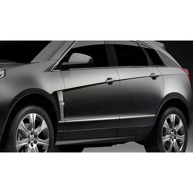 SES | Side Molding and Rocker Panels | 10-12 Cadillac SRX | CM115-SRX-Body-Moldings