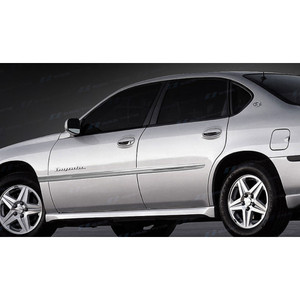 SES | Side Molding and Rocker Panels | 00-05 Chevrolet Impala | CM116-Impala-Body-Moldings
