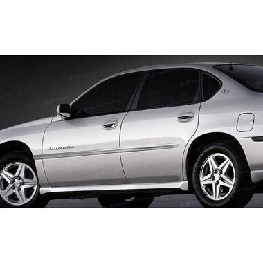 SES | Side Molding and Rocker Panels | 00-05 Chevrolet Impala | CM116-Impala-Body-Moldings