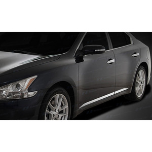 SES | Side Molding and Rocker Panels | 09-12 Nissan Maxima | CM123-Maxima-Body-Moldings
