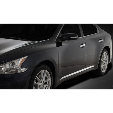 SES | Side Molding and Rocker Panels | 09-12 Nissan Maxima | CM123-Maxima-Body-Moldings