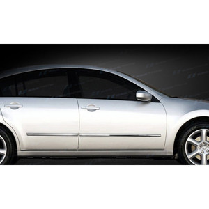 SES | Side Molding and Rocker Panels | 04-08 Nissan Maxima | CM131-Maxima-Body-Moldings