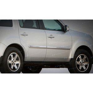 SES | Side Molding and Rocker Panels | 09-12 Honda Pilot | CM135-Pilot-Body-Moldings