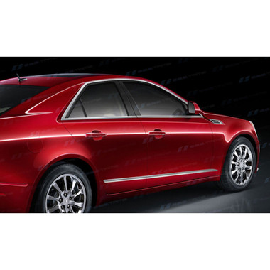 SES   Side Molding and Rocker Panels   08-12 Cadillac CTS   CM142-CTS-Body-Moldings
