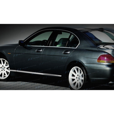 SES | Side Molding and Rocker Panels | 02-08 BMW 7 Series | CM144-745-Body-Moldings