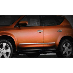 SES | Side Molding and Rocker Panels | 03-08 Nissan Murano | CM145-Murano-Body-Moldings