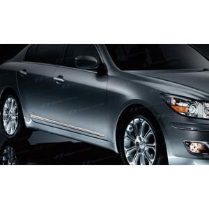 SES | Side Molding and Rocker Panels | 09-13 Hyundai Genesis | CM151-Genesis-Body-Moldings