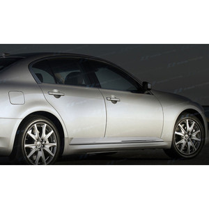 SES | Side Molding and Rocker Panels | 08-12 Infiniti G | CM153-G35-G37-Body-Moldings