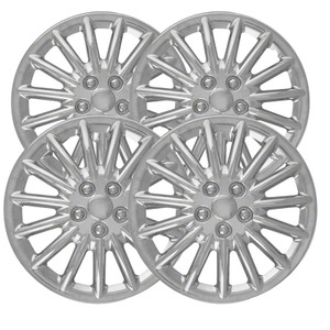 Auto Reflections | Hubcaps and Wheel Skins | Universal | IWC188-17C-Universal-Wheel-Covers