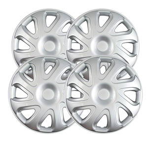 Auto Reflections   Hubcaps and Wheel Skins   Universal   IWC404-14S-Universal-Wheel-Covers