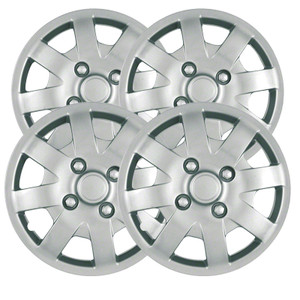 Auto Reflections   Hubcaps and Wheel Skins   Universal   IWC408-14S-Universal-Wheel-Covers