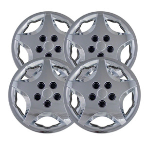 Auto Reflections   Hubcaps and Wheel Skins   Universal   IWC409-14C-Universal-Wheel-Covers