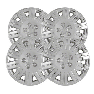 Auto Reflections | Hubcaps and Wheel Skins | Universal | IWC419-17S-Universal-Wheel-Covers