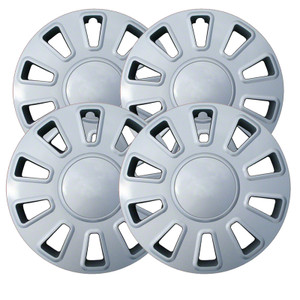 Auto Reflections | Hubcaps and Wheel Skins | Universal | IWC433-17S-Universal-Wheel-Covers