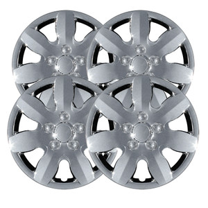 Auto Reflections | Hubcaps and Wheel Skins | 08 Nissan Versa | IWC434-15C