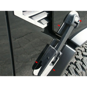 Luxury FX | Front Accent Trim | 03-09 Hummer H2 | LUXFX0275