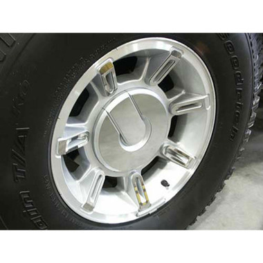 Luxury FX | Hubcaps and Wheel Skins | 03-09 Hummer H2 | LUXFX0290