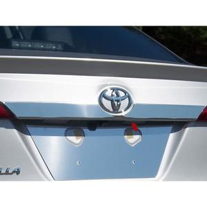 Luxury FX | Rear Accent Trim | 14 Toyota Corolla | LUXFX0307