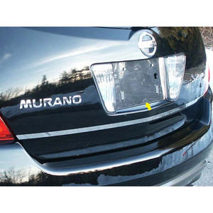 Luxury FX | Rear Accent Trim | 04-07 Nissan Murano | LUXFX0346