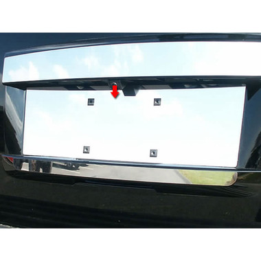 Luxury FX | Rear Accent Trim | 07-13 Cadillac Escalade | LUXFX0392