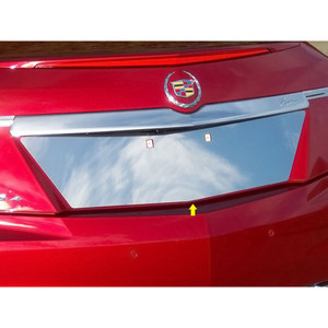 Luxury FX | Rear Accent Trim | 14 Cadillac CTS | LUXFX0419