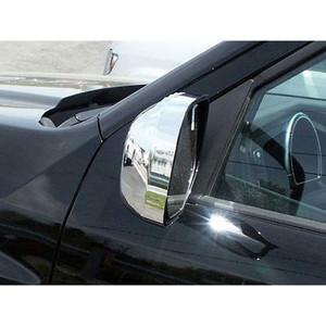 Luxury FX | Mirror Covers | 06-13 Honda Ridgeline | LUXFX0427