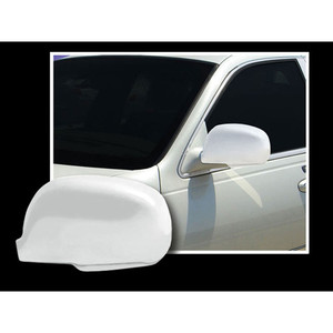 Luxury FX | Mirror Covers | 03-10 Lincoln Town Car | LUXFX0433