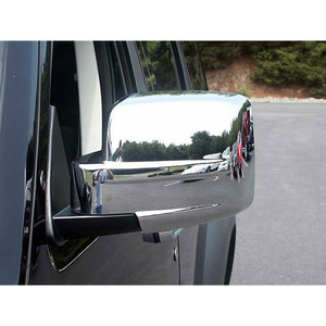 Luxury FX | Mirror Covers | 08-12 Jeep Liberty | LUXFX0456