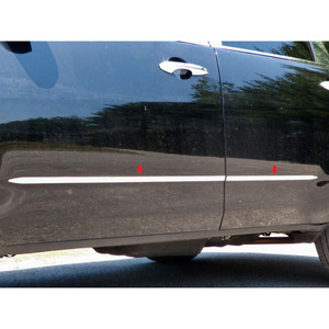 Luxury FX | Side Molding and Rocker Panels | 07-13 Acura MDX | LUXFX0468